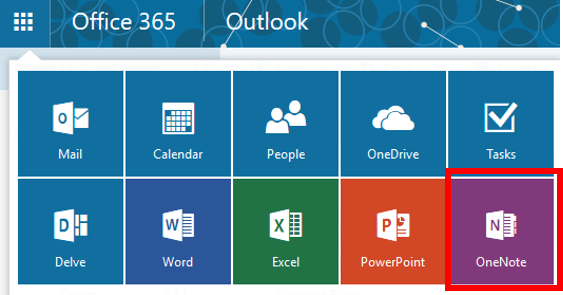 OneNote in Office 365